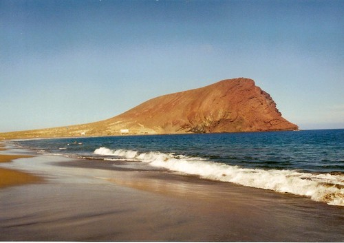 Naaktstrand Tenerife