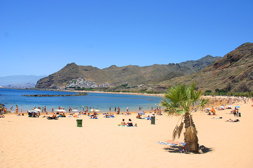 overwinteren Tenerife